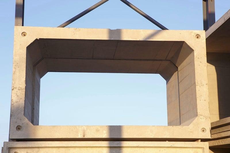 Croom Concrete Box culverts
