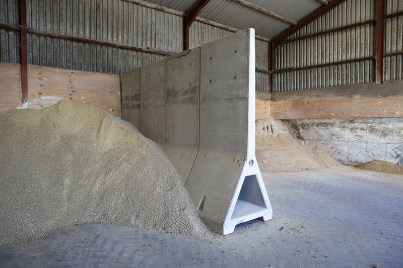 Croom Concrete A - Walls