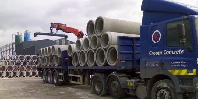 Precast Concrete Manhole Rings