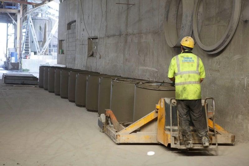 Precast Concrete Manholes