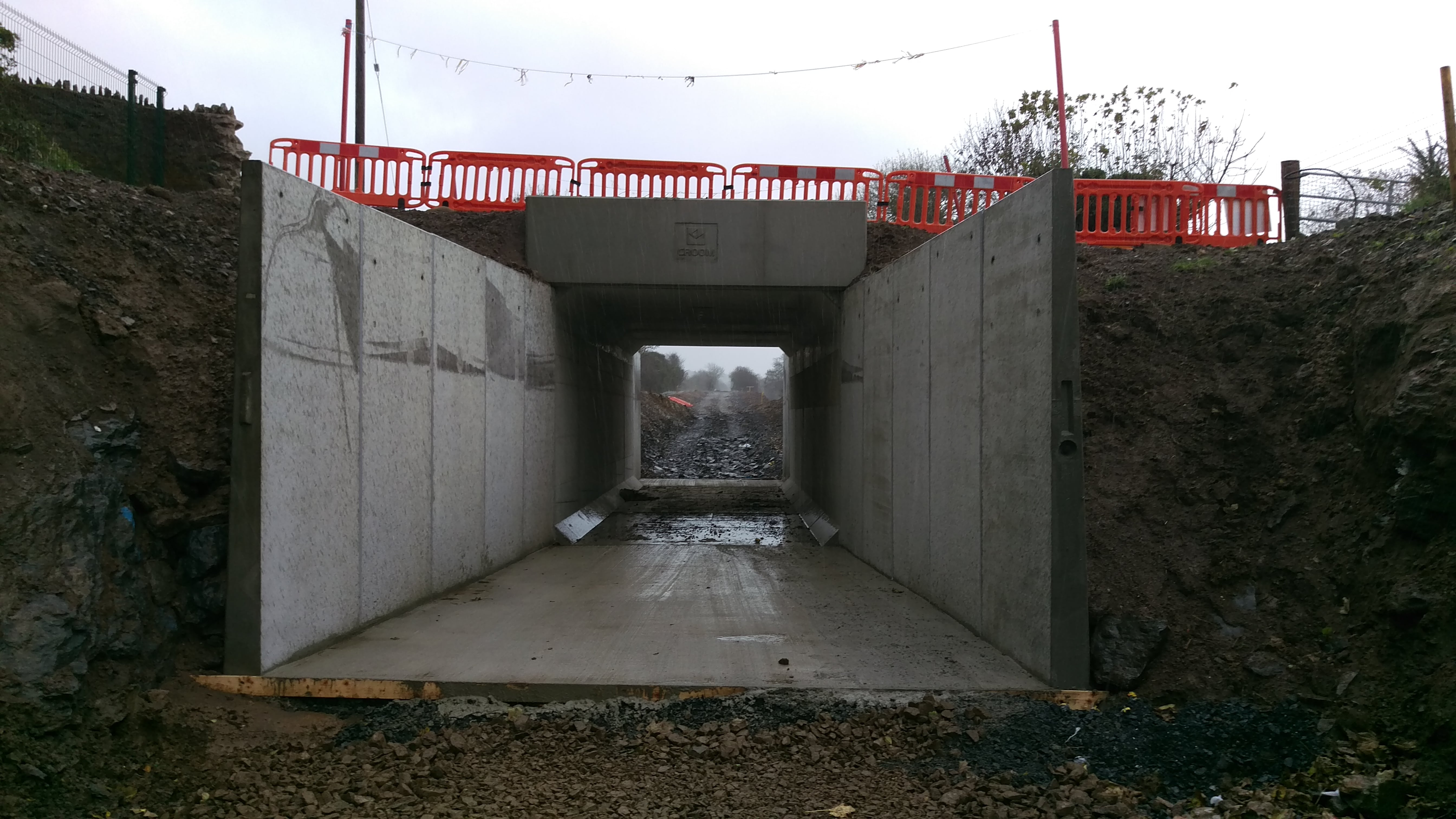 Two New Underpasses Waterford County Council