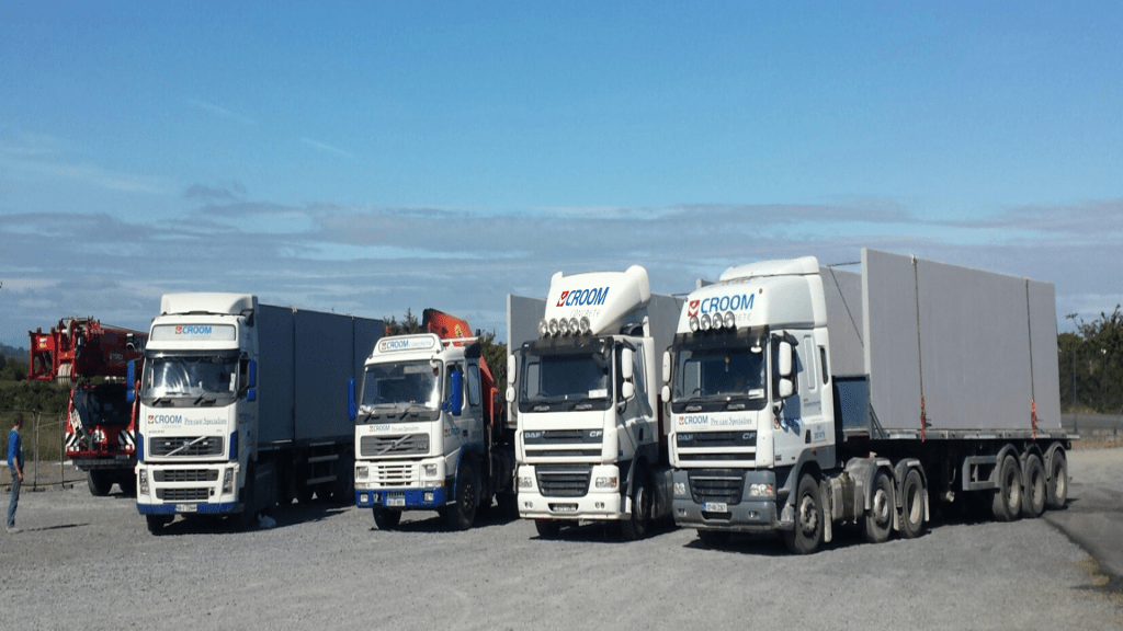 Trucks with logo 02