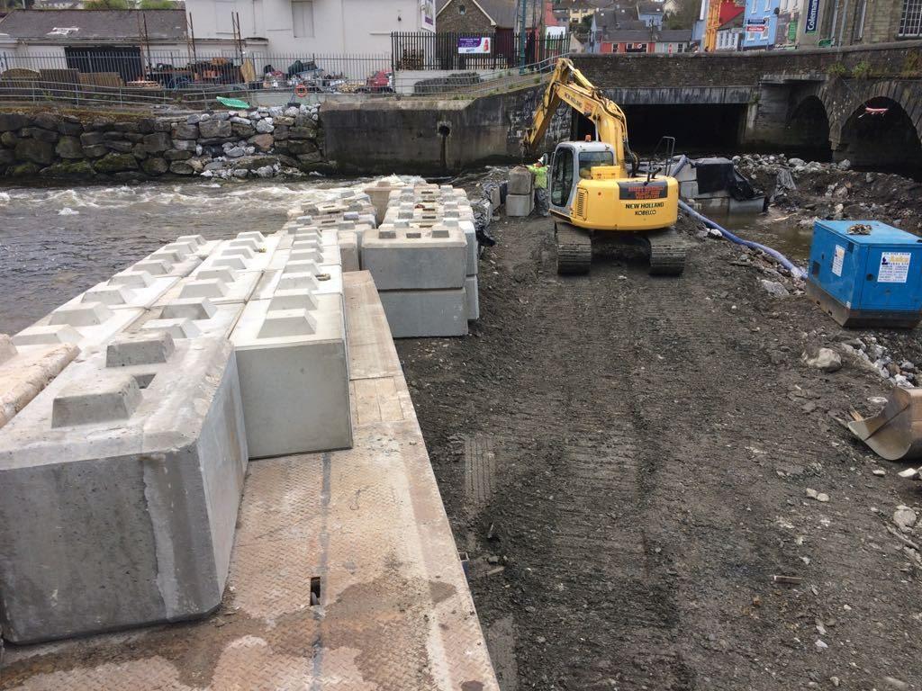 Croom Concrete Bunker Building Blocks