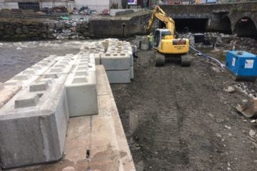Concrete Lego Blocks