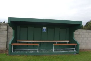 Dugouts Sport Products Include Concrete Training Walls and Dugouts