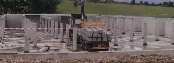 Concrete Columns | Precast Concrete Columns & Beams