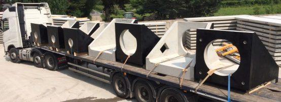 Pre-cast Concrete Headwalls
