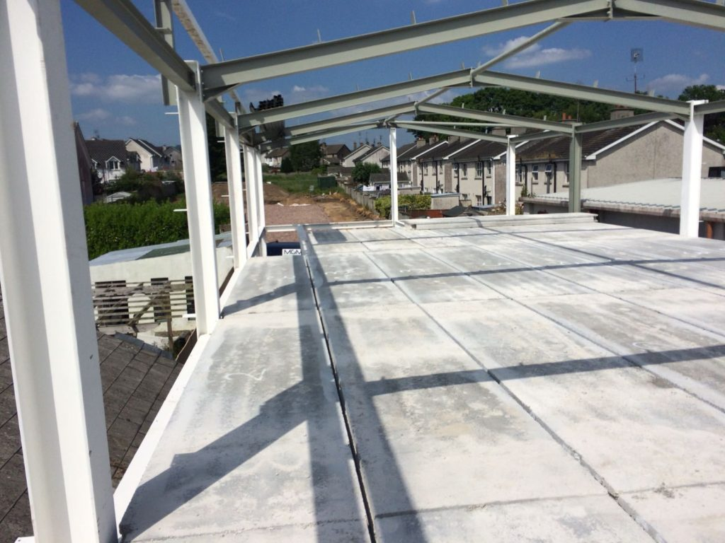 Precast Hollowcore Flooring For Residential Homes Croom