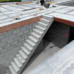 50sqm of 150mm Hollowcore & Precast Stairs in St. Mullins, Carlow