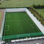 Hurling Walls & Astroturf for Burgess GAA in Tipperary