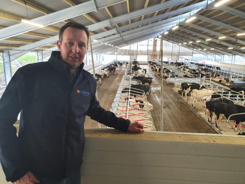 Automatic Dairy Unit for Baluch Dairy Farm in Devon