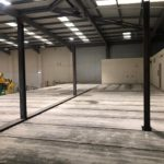 prestressed hollow flooring